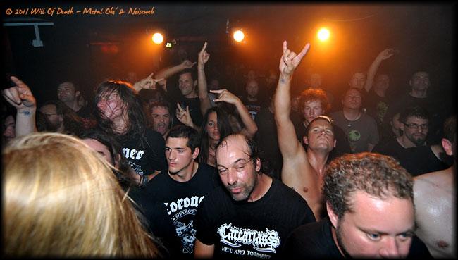 [Report] CORONER + ABSURDITY... - Le Locle (CH) - 8 oct. 2011 Coroner2011_13